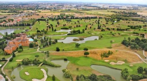 UGOLF - Golf Etangs de Fiac